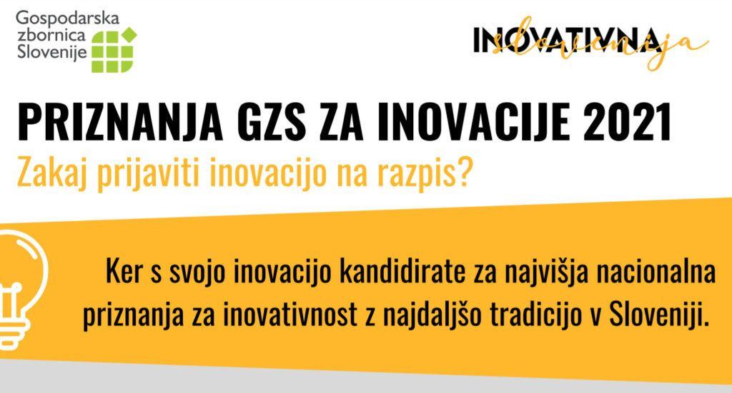 razpis za inovacije
